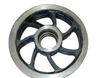 Coal Mine Car Wheel